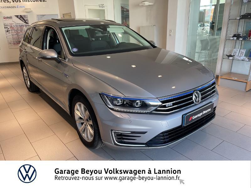 Photo 4 de l'offre de VOLKSWAGEN Passat SW 1.4 TSI 218ch GTE DSG6 à 26990€ chez Garage Beyou - Volkswagen Lannion