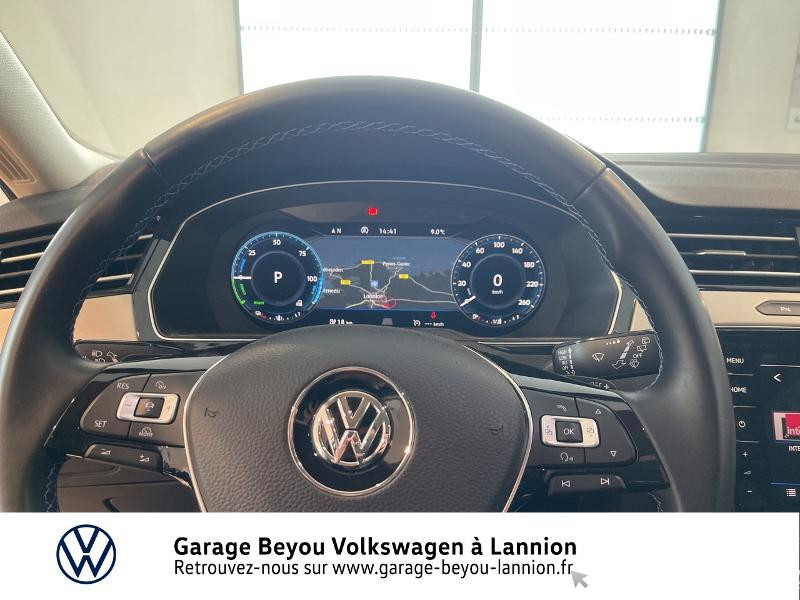 Photo 12 de l'offre de VOLKSWAGEN Passat SW 1.4 TSI 218ch GTE DSG6 à 26990€ chez Garage Beyou - Volkswagen Lannion