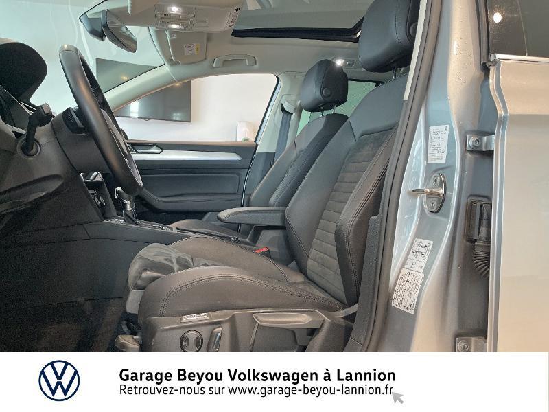 Photo 10 de l'offre de VOLKSWAGEN Passat SW 1.4 TSI 218ch GTE DSG6 à 26990€ chez Garage Beyou - Volkswagen Lannion
