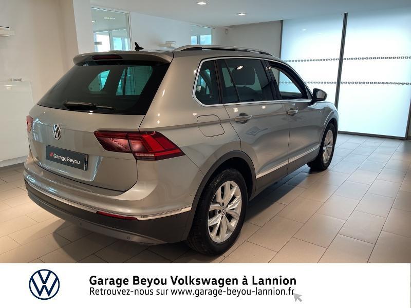Photo 5 de l'offre de VOLKSWAGEN Tiguan 2.0 TDI 150ch Carat DSG7 à 28790€ chez Garage Beyou - Volkswagen Lannion