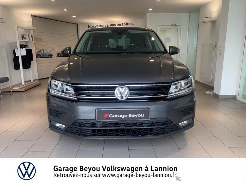 Photo 5 de l'offre de VOLKSWAGEN Tiguan 2.0 TDI 150ch Connect DSG7 à 23290€ chez Garage Beyou - Volkswagen Lannion