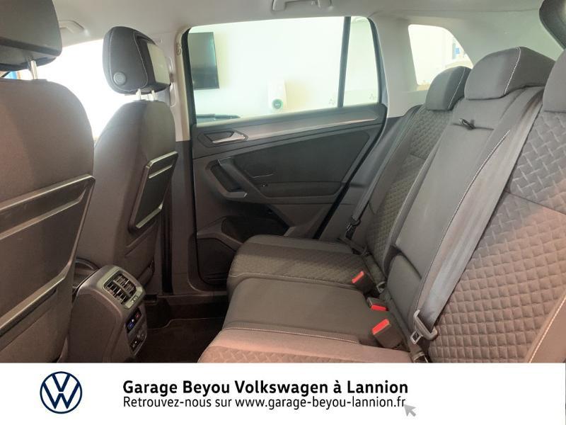 Photo 11 de l'offre de VOLKSWAGEN Tiguan 2.0 TDI 150ch Connect DSG7 à 23290€ chez Garage Beyou - Volkswagen Lannion