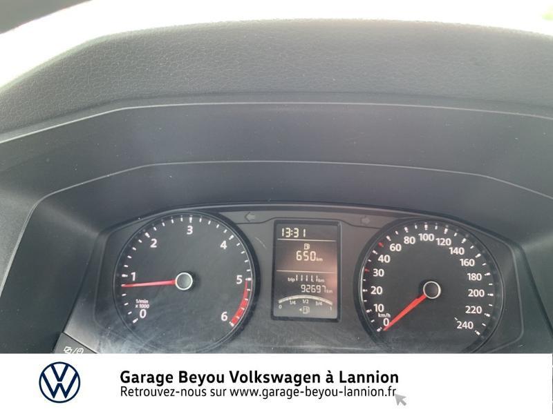 Photo 9 de l'offre de VOLKSWAGEN Transporter Fg 2.8T L1H1 2.0 TDI 114ch Business Line à 20990€ chez Garage Beyou - Volkswagen Lannion