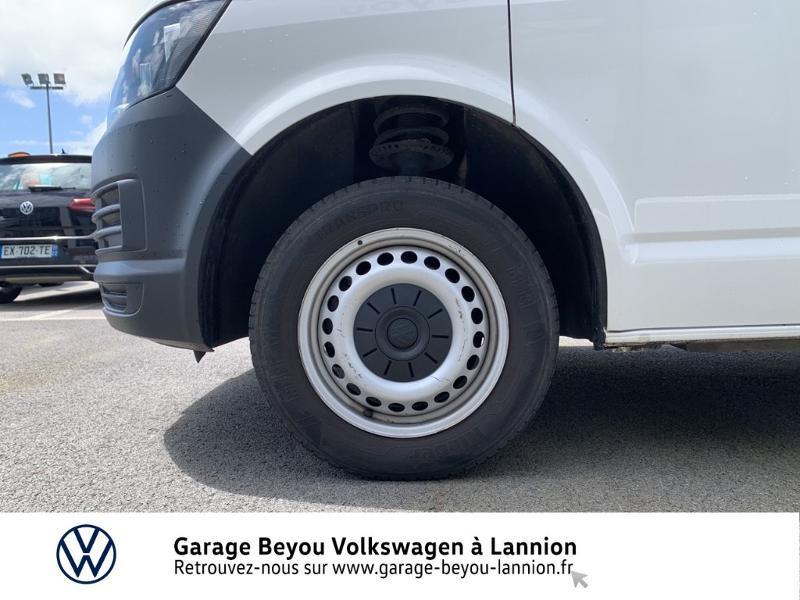 Photo 13 de l'offre de VOLKSWAGEN Transporter Fg 2.8T L1H1 2.0 TDI 114ch Business Line à 20990€ chez Garage Beyou - Volkswagen Lannion