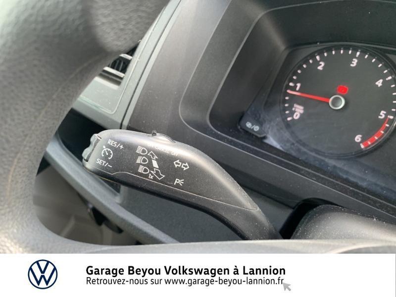 Photo 20 de l'offre de VOLKSWAGEN Transporter Fg 2.8T L1H1 2.0 TDI 114ch Business Line à 20990€ chez Garage Beyou - Volkswagen Lannion