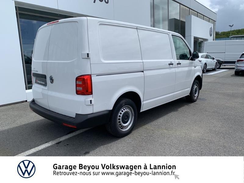 Photo 4 de l'offre de VOLKSWAGEN Transporter Fg 2.8T L1H1 2.0 TDI 114ch Business Line à 20990€ chez Garage Beyou - Volkswagen Lannion