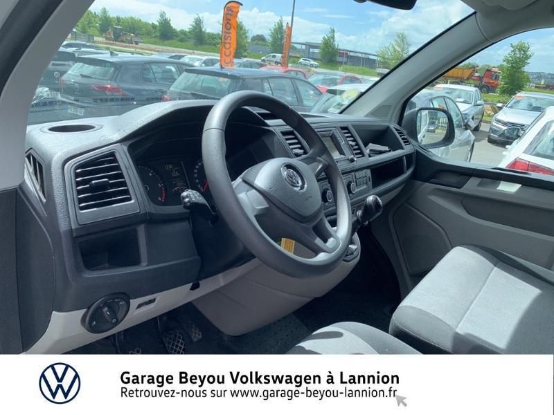 Photo 6 de l'offre de VOLKSWAGEN Transporter Fg 2.8T L1H1 2.0 TDI 114ch Business Line à 20990€ chez Garage Beyou - Volkswagen Lannion