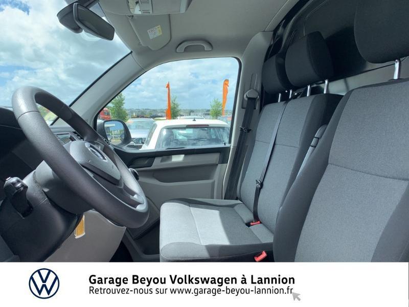 Photo 7 de l'offre de VOLKSWAGEN Transporter Fg 2.8T L1H1 2.0 TDI 114ch Business Line à 20990€ chez Garage Beyou - Volkswagen Lannion