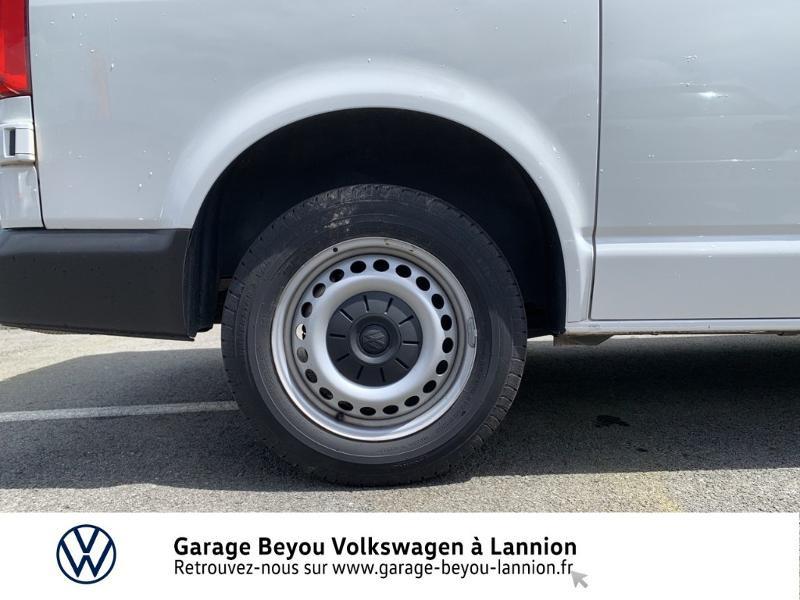 Photo 15 de l'offre de VOLKSWAGEN Transporter Fg 2.8T L1H1 2.0 TDI 114ch Business Line à 20990€ chez Garage Beyou - Volkswagen Lannion