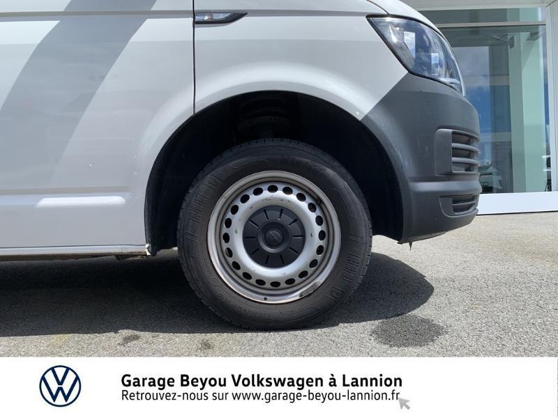 Photo 16 de l'offre de VOLKSWAGEN Transporter Fg 2.8T L1H1 2.0 TDI 114ch Business Line à 20990€ chez Garage Beyou - Volkswagen Lannion