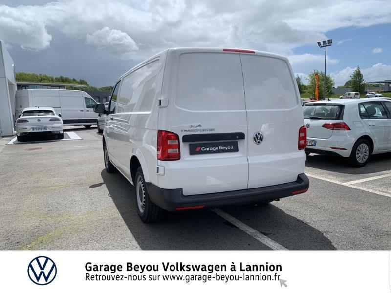 Photo 3 de l'offre de VOLKSWAGEN Transporter Fg 2.8T L1H1 2.0 TDI 114ch Business Line à 20990€ chez Garage Beyou - Volkswagen Lannion