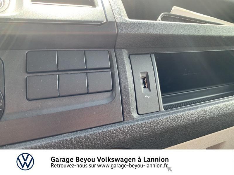 Photo 19 de l'offre de VOLKSWAGEN Transporter Fg 2.8T L1H1 2.0 TDI 114ch Business Line à 20990€ chez Garage Beyou - Volkswagen Lannion