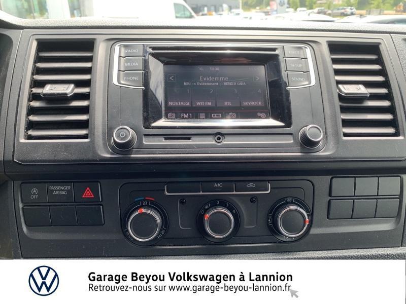 Photo 8 de l'offre de VOLKSWAGEN Transporter Fg 2.8T L1H1 2.0 TDI 114ch Business Line à 20990€ chez Garage Beyou - Volkswagen Lannion