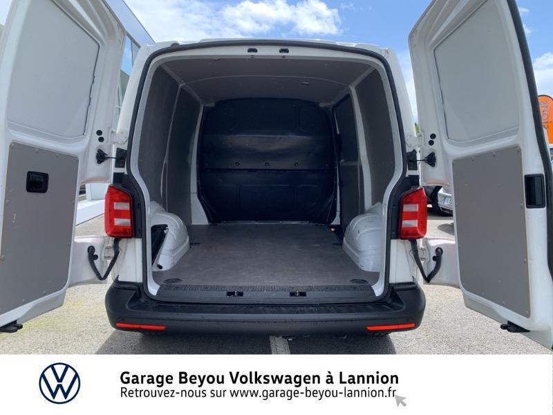 Photo 12 de l'offre de VOLKSWAGEN Transporter Fg 2.8T L1H1 2.0 TDI 114ch Business Line à 20990€ chez Garage Beyou - Volkswagen Lannion