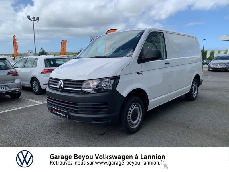 Photo 1 de l'offre de VOLKSWAGEN Transporter Fg 2.8T L1H1 2.0 TDI 114ch Business Line à 20990€ chez Garage Beyou - Volkswagen Lannion