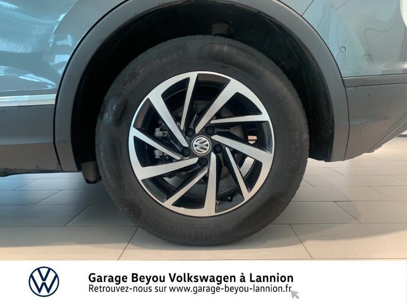 Photo 14 de l'offre de VOLKSWAGEN Tiguan 2.0 TDI 150ch Connect DSG7 à 23290€ chez Garage Beyou - Volkswagen Lannion