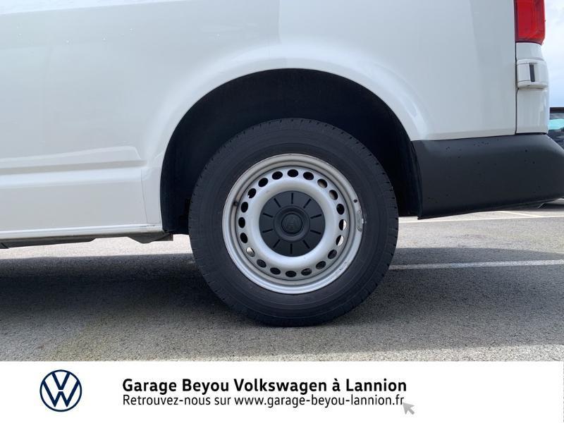 Photo 14 de l'offre de VOLKSWAGEN Transporter Fg 2.8T L1H1 2.0 TDI 114ch Business Line à 20990€ chez Garage Beyou - Volkswagen Lannion