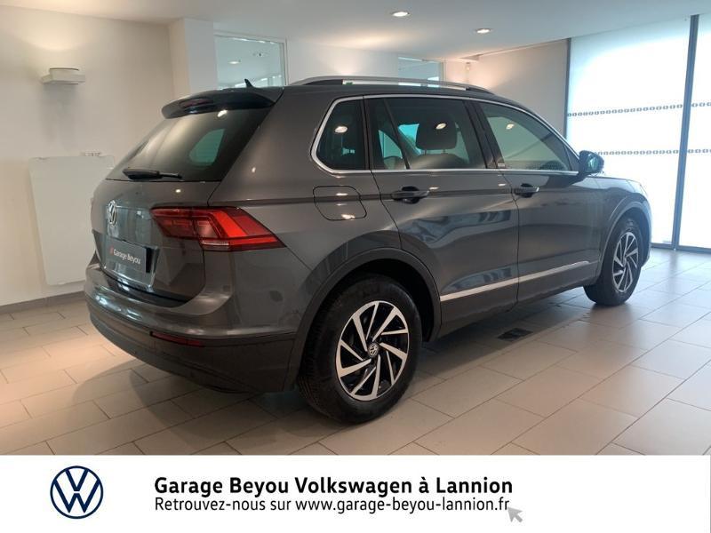 Photo 4 de l'offre de VOLKSWAGEN Tiguan 2.0 TDI 150ch Connect DSG7 à 23290€ chez Garage Beyou - Volkswagen Lannion