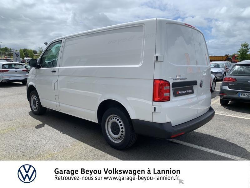 Photo 2 de l'offre de VOLKSWAGEN Transporter Fg 2.8T L1H1 2.0 TDI 114ch Business Line à 20990€ chez Garage Beyou - Volkswagen Lannion