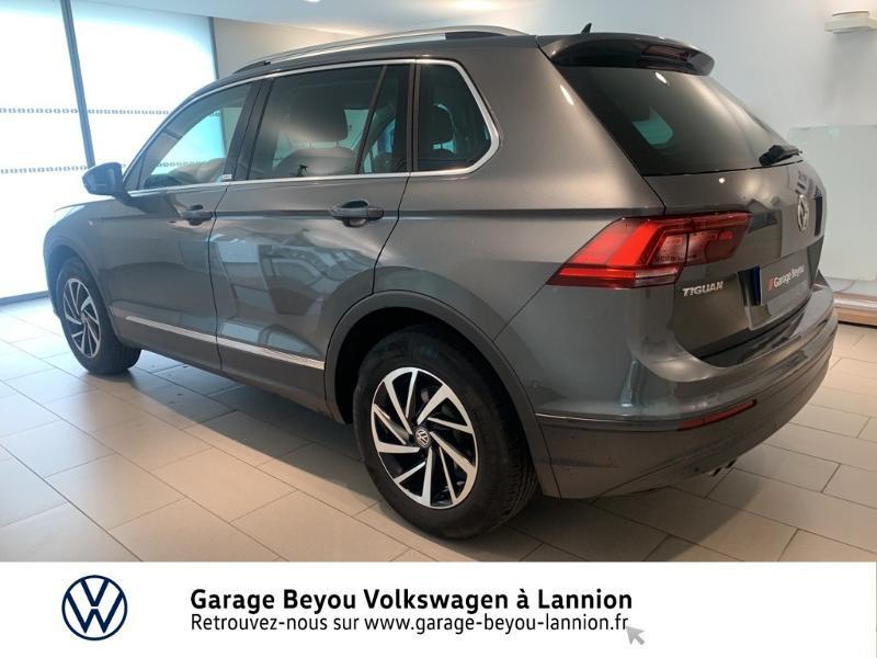 Photo 2 de l'offre de VOLKSWAGEN Tiguan 2.0 TDI 150ch Connect DSG7 à 23290€ chez Garage Beyou - Volkswagen Lannion