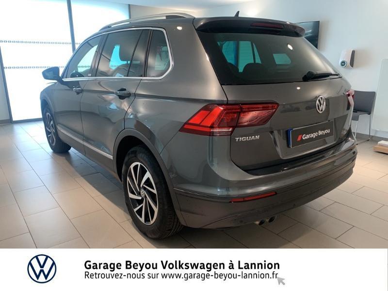Photo 3 de l'offre de VOLKSWAGEN Tiguan 2.0 TDI 150ch Connect DSG7 à 23290€ chez Garage Beyou - Volkswagen Lannion