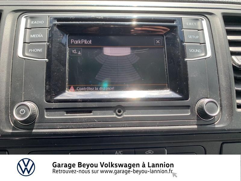 Photo 18 de l'offre de VOLKSWAGEN Transporter Fg 2.8T L1H1 2.0 TDI 114ch Business Line à 20990€ chez Garage Beyou - Volkswagen Lannion