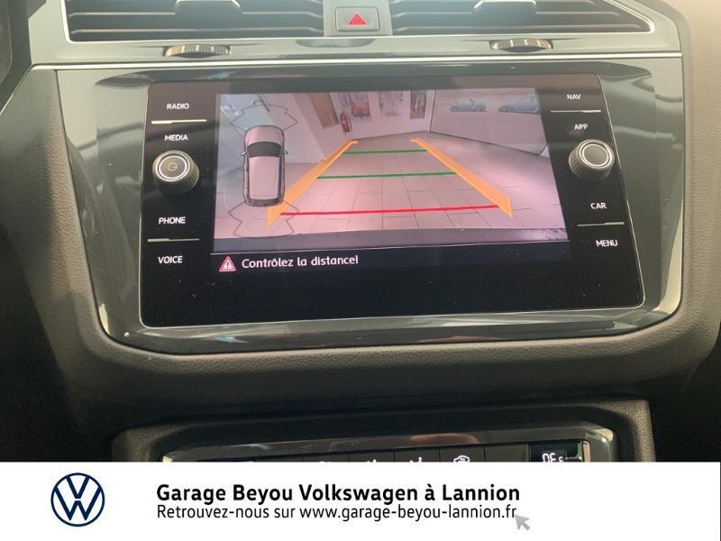 Photo 18 de l'offre de VOLKSWAGEN Tiguan 2.0 TDI 150ch Connect DSG7 à 23290€ chez Garage Beyou - Volkswagen Lannion