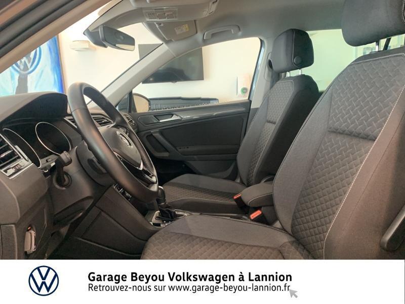 Photo 7 de l'offre de VOLKSWAGEN Tiguan 2.0 TDI 150ch Connect DSG7 à 23290€ chez Garage Beyou - Volkswagen Lannion
