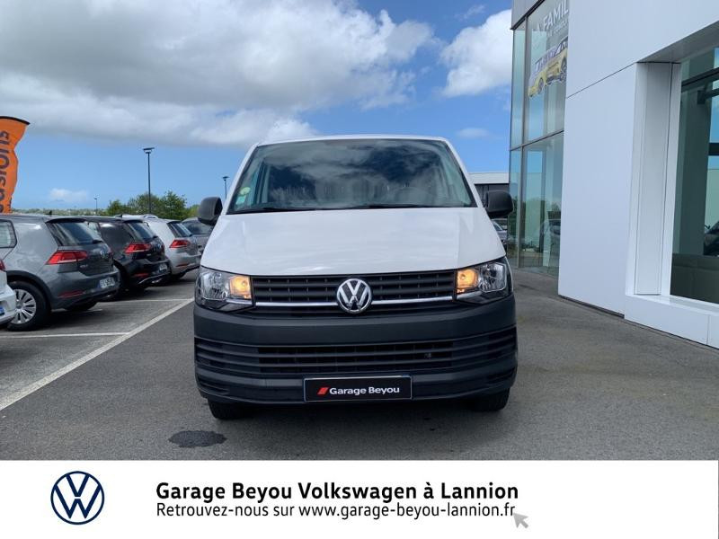 Photo 5 de l'offre de VOLKSWAGEN Transporter Fg 2.8T L1H1 2.0 TDI 114ch Business Line à 20990€ chez Garage Beyou - Volkswagen Lannion