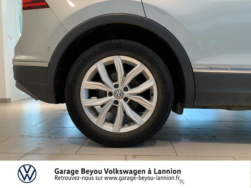 Photo 15 de l'offre de VOLKSWAGEN Tiguan 2.0 TDI 150ch BlueMotion Technology Carat DSG7 à 25990€ chez Garage Beyou - Volkswagen Lannion