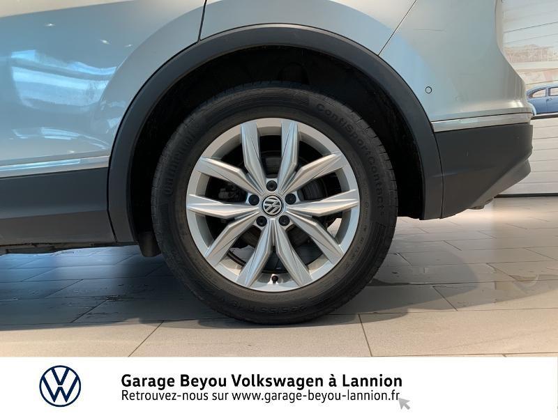 Photo 14 de l'offre de VOLKSWAGEN Tiguan 2.0 TDI 150ch BlueMotion Technology Carat DSG7 à 25990€ chez Garage Beyou - Volkswagen Lannion