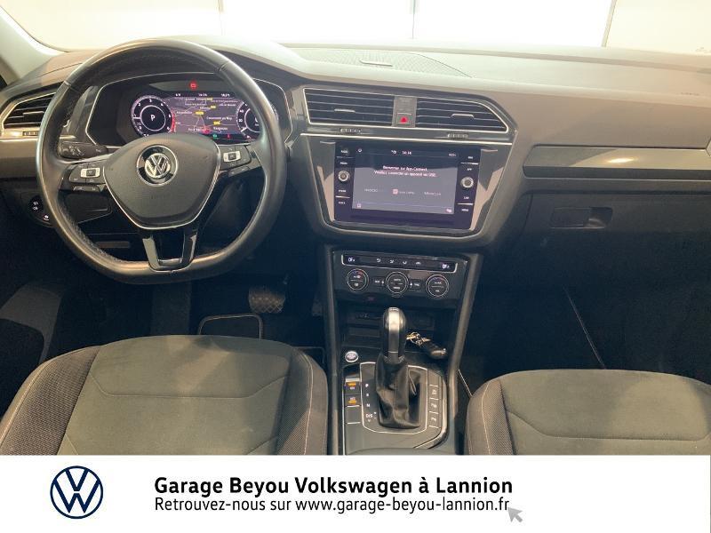 Photo 6 de l'offre de VOLKSWAGEN Tiguan 2.0 TDI 150ch BlueMotion Technology Carat DSG7 à 25990€ chez Garage Beyou - Volkswagen Lannion