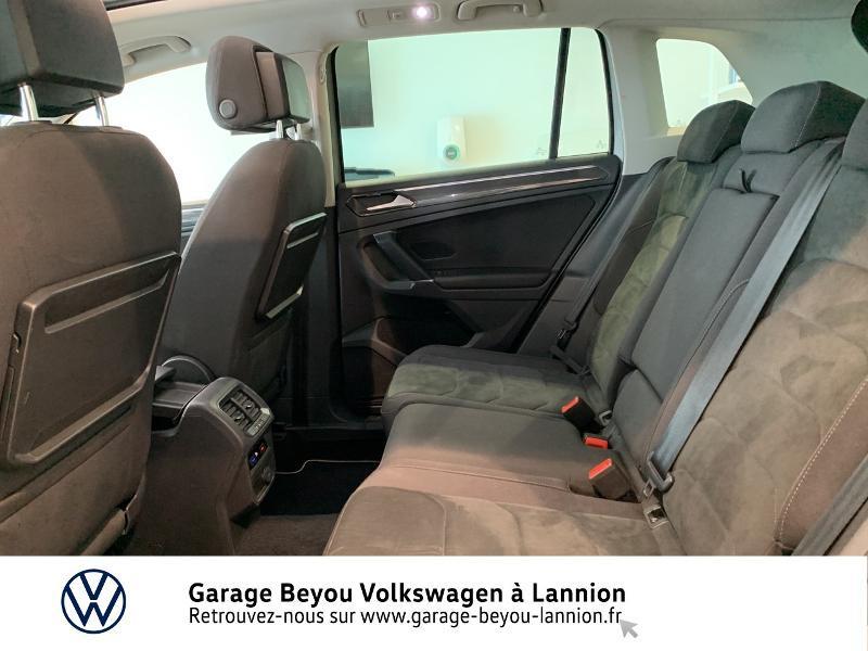 Photo 11 de l'offre de VOLKSWAGEN Tiguan 2.0 TDI 150ch BlueMotion Technology Carat DSG7 à 25990€ chez Garage Beyou - Volkswagen Lannion