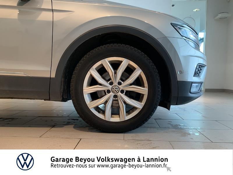 Photo 16 de l'offre de VOLKSWAGEN Tiguan 2.0 TDI 150ch BlueMotion Technology Carat DSG7 à 25990€ chez Garage Beyou - Volkswagen Lannion