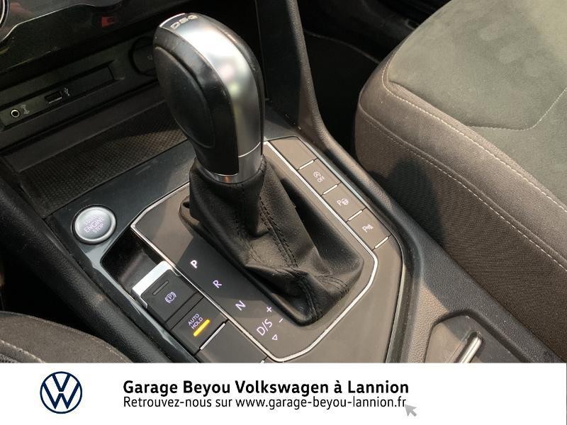 Photo 10 de l'offre de VOLKSWAGEN Tiguan 2.0 TDI 150ch BlueMotion Technology Carat DSG7 à 25990€ chez Garage Beyou - Volkswagen Lannion