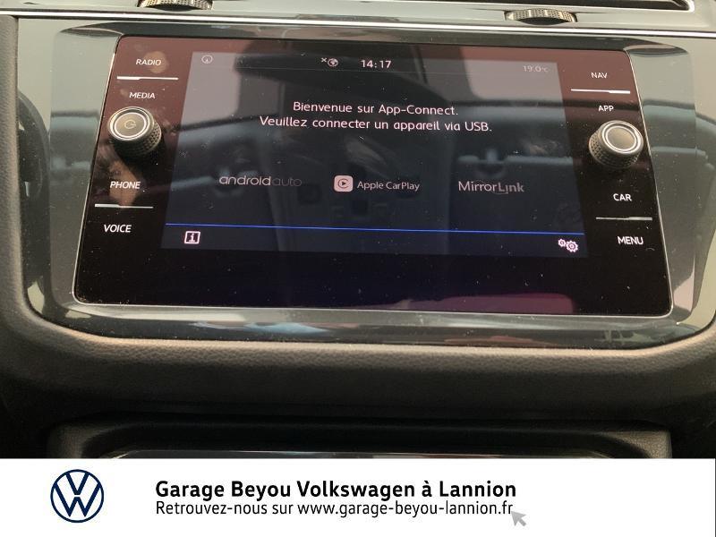Photo 19 de l'offre de VOLKSWAGEN Tiguan 2.0 TDI 150ch BlueMotion Technology Carat DSG7 à 25990€ chez Garage Beyou - Volkswagen Lannion