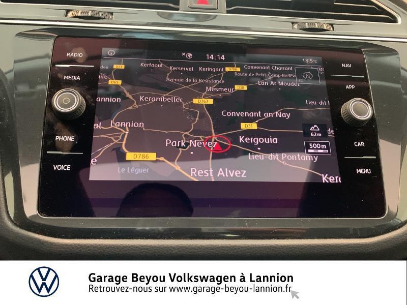 Photo 8 de l'offre de VOLKSWAGEN Tiguan 2.0 TDI 150ch BlueMotion Technology Carat DSG7 à 25990€ chez Garage Beyou - Volkswagen Lannion