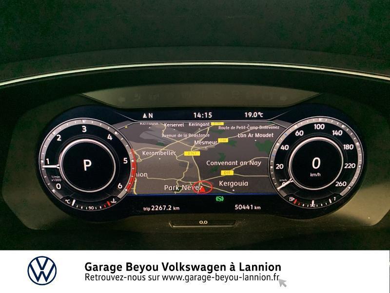 Photo 9 de l'offre de VOLKSWAGEN Tiguan 2.0 TDI 150ch BlueMotion Technology Carat DSG7 à 25990€ chez Garage Beyou - Volkswagen Lannion