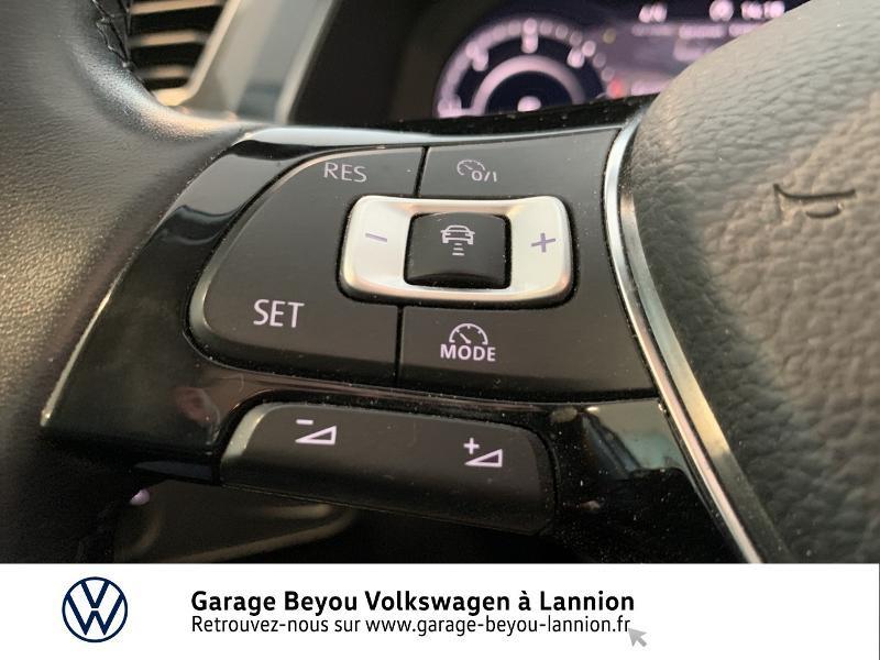 Photo 20 de l'offre de VOLKSWAGEN Tiguan 2.0 TDI 150ch BlueMotion Technology Carat DSG7 à 25990€ chez Garage Beyou - Volkswagen Lannion