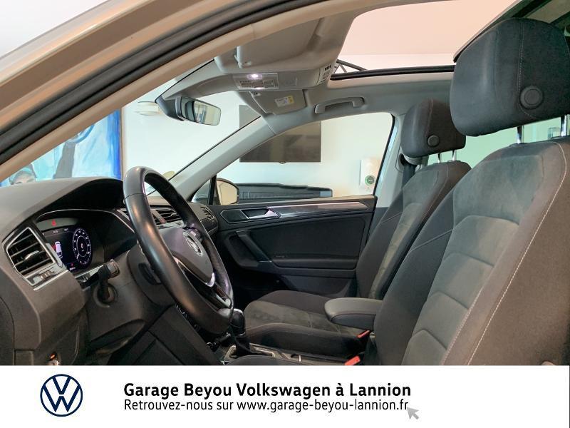 Photo 7 de l'offre de VOLKSWAGEN Tiguan 2.0 TDI 150ch BlueMotion Technology Carat DSG7 à 25990€ chez Garage Beyou - Volkswagen Lannion