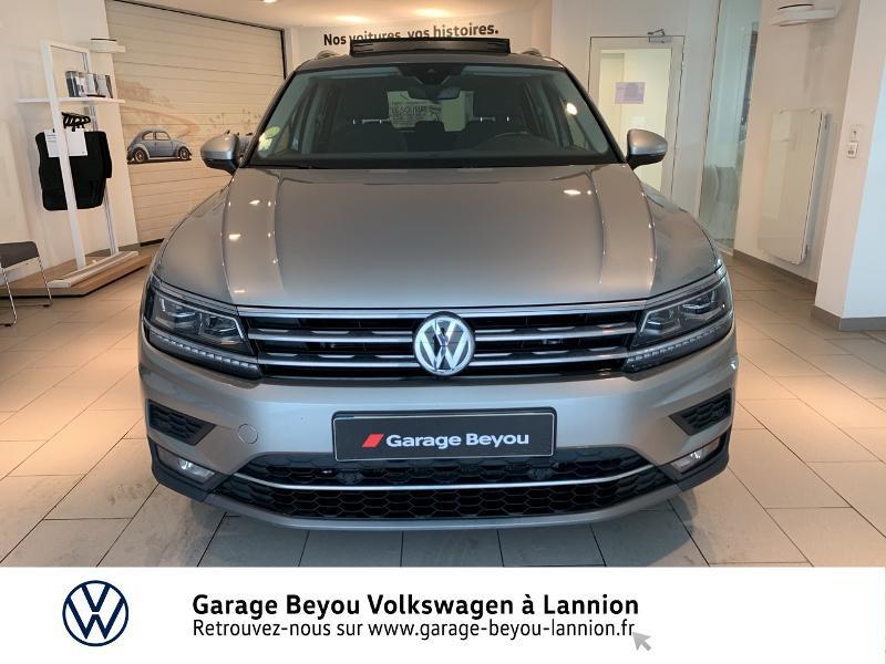 Photo 5 de l'offre de VOLKSWAGEN Tiguan 2.0 TDI 150ch BlueMotion Technology Carat DSG7 à 25990€ chez Garage Beyou - Volkswagen Lannion