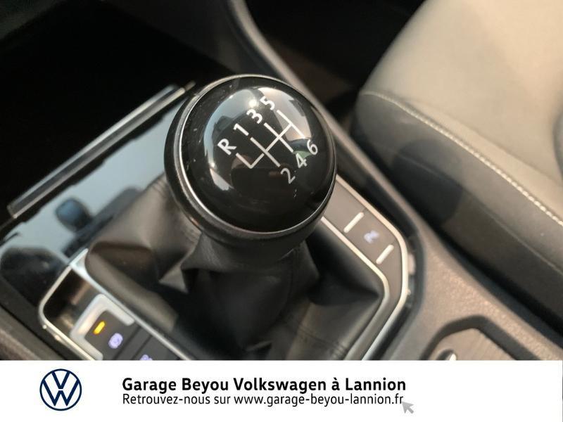 Photo 10 de l'offre de VOLKSWAGEN Golf Sportsvan 1.4 TSI 125ch BlueMotion Technology Carat à 8990€ chez Garage Beyou - Volkswagen Lannion