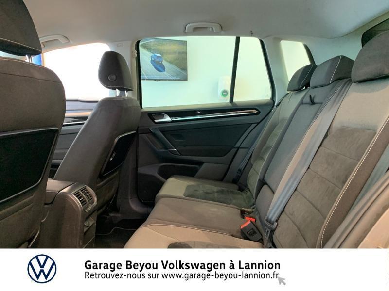 Photo 11 de l'offre de VOLKSWAGEN Golf Sportsvan 1.4 TSI 125ch BlueMotion Technology Carat à 8990€ chez Garage Beyou - Volkswagen Lannion