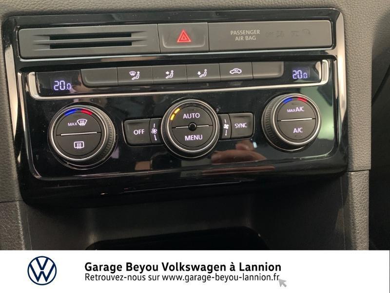 Photo 17 de l'offre de VOLKSWAGEN Golf Sportsvan 1.4 TSI 125ch BlueMotion Technology Carat à 8990€ chez Garage Beyou - Volkswagen Lannion