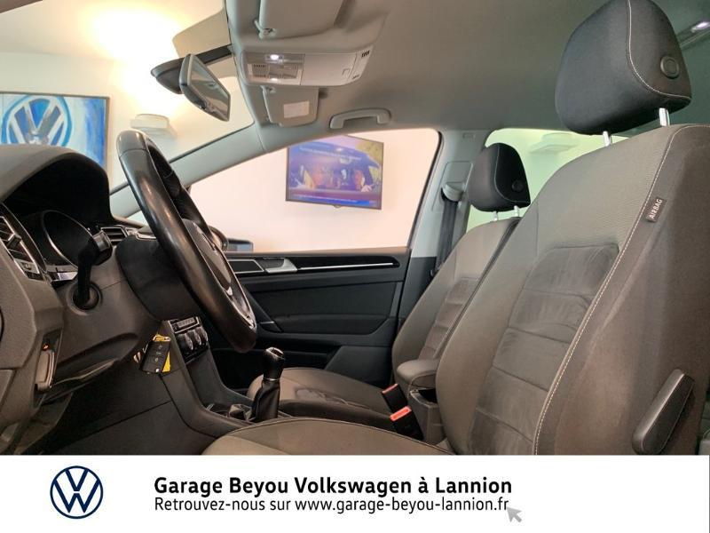Photo 7 de l'offre de VOLKSWAGEN Golf Sportsvan 1.4 TSI 125ch BlueMotion Technology Carat à 8990€ chez Garage Beyou - Volkswagen Lannion