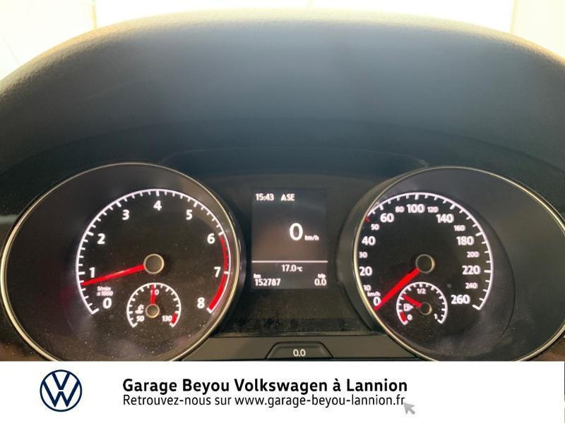 Photo 9 de l'offre de VOLKSWAGEN Golf Sportsvan 1.4 TSI 125ch BlueMotion Technology Carat à 8990€ chez Garage Beyou - Volkswagen Lannion