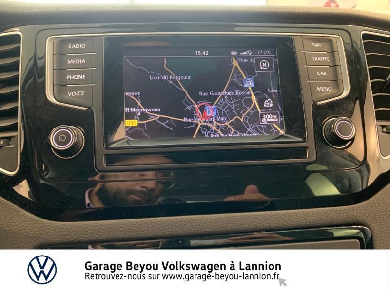Photo 8 de l'offre de VOLKSWAGEN Golf Sportsvan 1.4 TSI 125ch BlueMotion Technology Carat à 8990€ chez Garage Beyou - Volkswagen Lannion