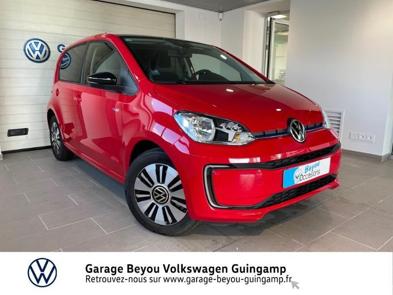 Volkswagen e-up! Electrique 83ch Electrique ROUGE Occasion à vendre