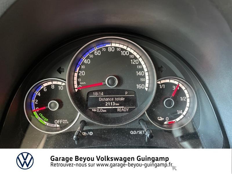 Photo 9 de l'offre de VOLKSWAGEN e-up! Electrique 83ch à 14990€ chez Garage Beyou - Volkswagen Lannion