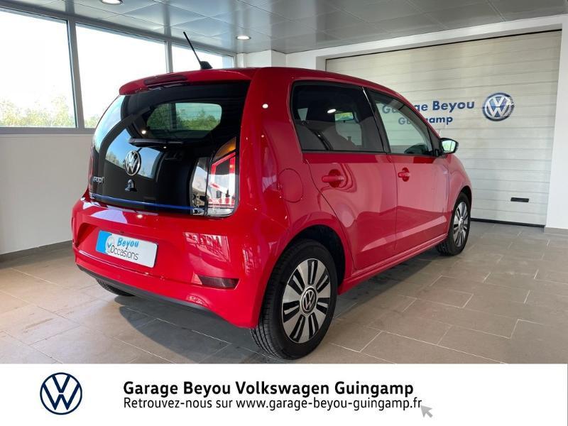 Photo 4 de l'offre de VOLKSWAGEN e-up! Electrique 83ch à 14990€ chez Garage Beyou - Volkswagen Lannion